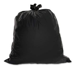 Bolsas De Residuo Negras 45x60 Por 100 Unidades