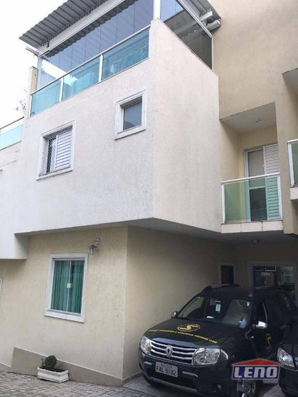 Sobrado Com 2 Dormitórios À Venda, 62 M² Por R$ 325.000 - Penha De França - São Paulo/sp - So0428
