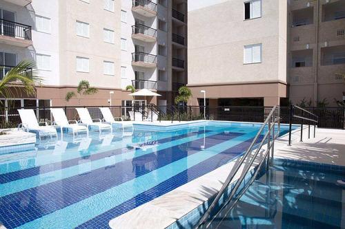 Apartamento Com 2 Dorms, Vila Municipal, Jundiaí - R$ 329 Mil, Cod: 4714 - V4714