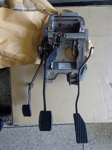Pedalera Completa Daewoo Matiz Original Gm