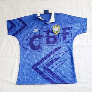 Camisa Seleção Brasileira 1994 Azul