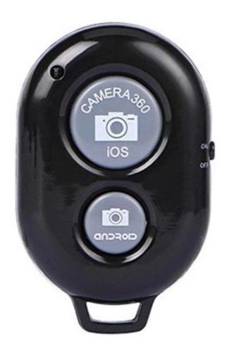 Controle Remoto Bluetooth Disparador Foto Vídeo Para Celular