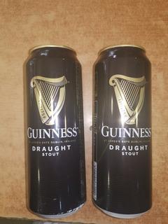Cerveza Guinness Nitrogenada Irlanda