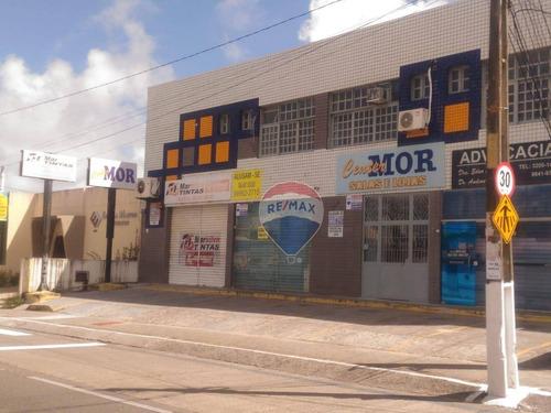 Sala Para Alugar, 23,5 M²- Lagoa Nova - Natal/rn - Sa0003
