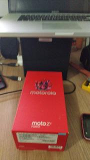 Celular Motorola Moto Z2 Force 64 Gb De Armazenamento 6gb