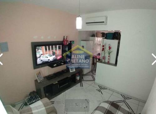 Casa De Cond. 1 Dorm., Aviação - R$ 140 Mil - Vact448