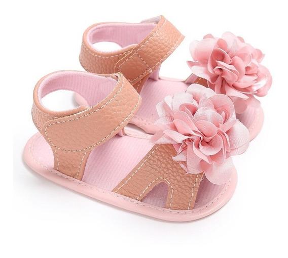 Sandalias Para Bebé, Niño Y Niña, Huaraches Suela Blanda