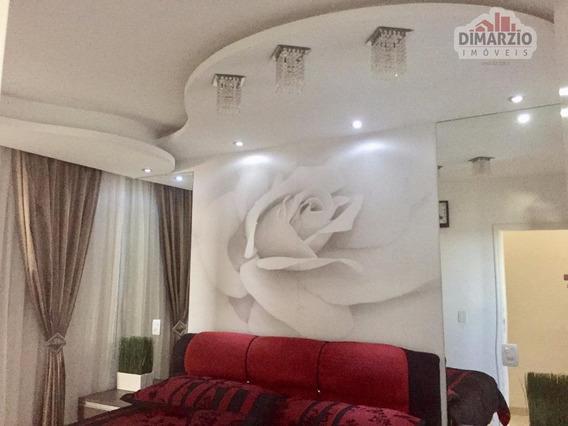 Apartamento Residencial À Venda, Vila Omar, Americana. - Ap0627