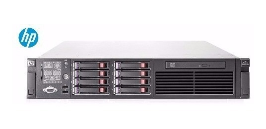 Servidor Hp Dl380 G6 2 Xeon Quad Core 16gb Ddr3 292gb Sas