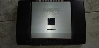 Amplificador Alpine 4 Canales (300 Watts)