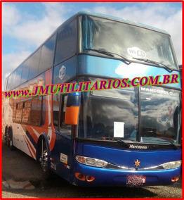 Paradiso 1800 Dd Ano 1998 Scania K113 50 Lug Ar Wc Jm Cod.62