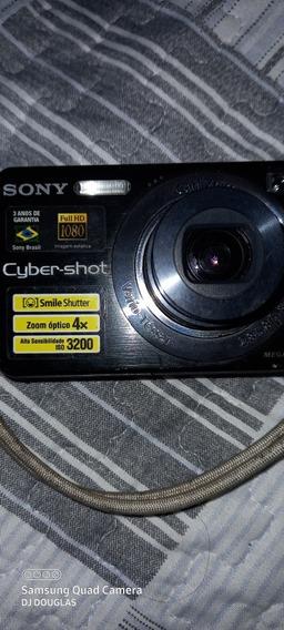 Câmera Fotográfica Sony Cobertura Shot
