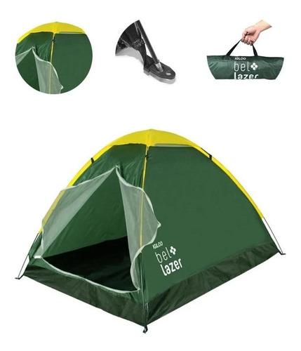 Imagem 1 de 5 de Barraca Camping Iglu 3 102300