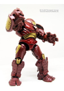 Hulkbuster Avengers Marvel Iron Man Hulk Thor Spiderman Dc