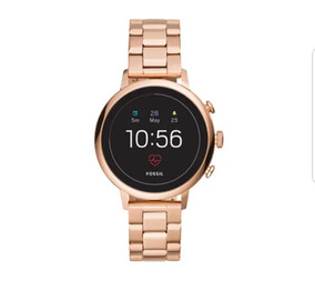 Smartwatch Fossil Generation 4 Feminino Rosé