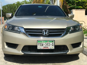 Honda Accord 2014 2.4 Lx _sedan At