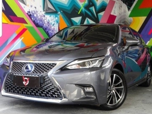 Lexus Ct 1.8 Eco Aut. 5p Hibrido 2018