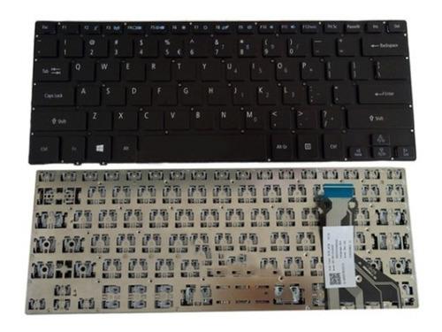 Teclado Acer Spin 7 Sp714-51 Nk.i131s.05t