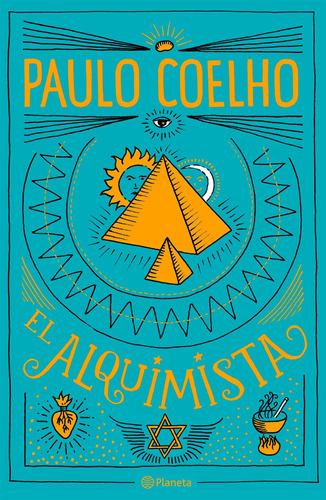 Imagen 1 de 2 de El Alquimista De Paulo Coelho- Planeta