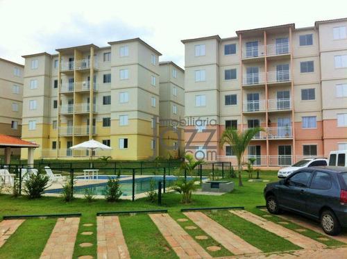 Apartamento Com 2 Dormitórios À Venda, 54 M² Por R$ 222.000,00 - Vila Carlota - Sumaré/sp - Ap3211