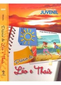 Livro Diário De Leo E Thais Jorge Mario De Oli