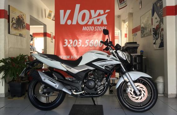 Yamaha Ys 250 Fazer Branca 2016