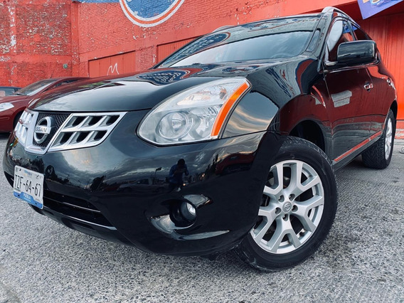 Nissan Rogue 2.5 Sl Awd Cvt 2011 Autos Usados Puebla
