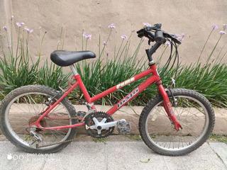 Bicicleta Rodado 20 Para Niño