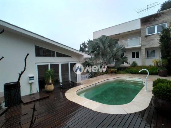 Casa Com 4 Dormitórios À Venda, 343 M² Por R$ 1.250.000 - Imigrante - Campo Bom/rs - Ca2952
