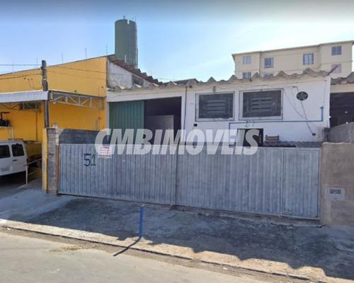 Imagem 1 de 3 de Barracão Comercial Para Alugar No Bairro São José Em Campinas - Ba03571 - Ba03571 - 69548220