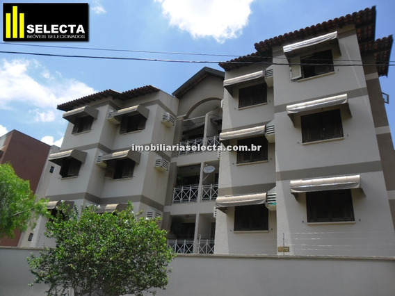 Apartamento 3 Quartos Para Venda No Bairro Higienópolis Em São José Do Rio Preto - Sp - Apa3376