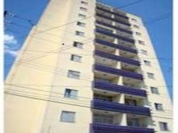 Apartamento 02 Dormitórios E 02 Vagas No Jaguaribe Edifício Roma - 11359
