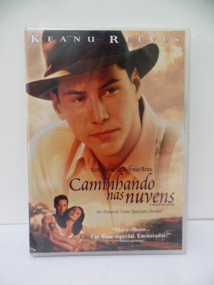 Dvd Caminhando Nas Nuvens - Keanu Reeves - Original Lacrado