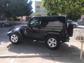 Jeep Wrangler 3.6 3p Sahara V6 4x4 At 2015