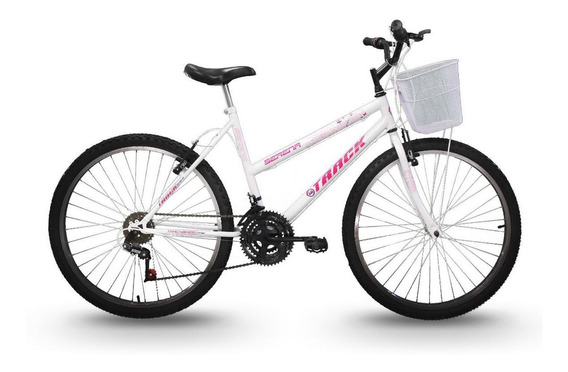 Bicicleta Track Serena Moutain Bike Aro 26