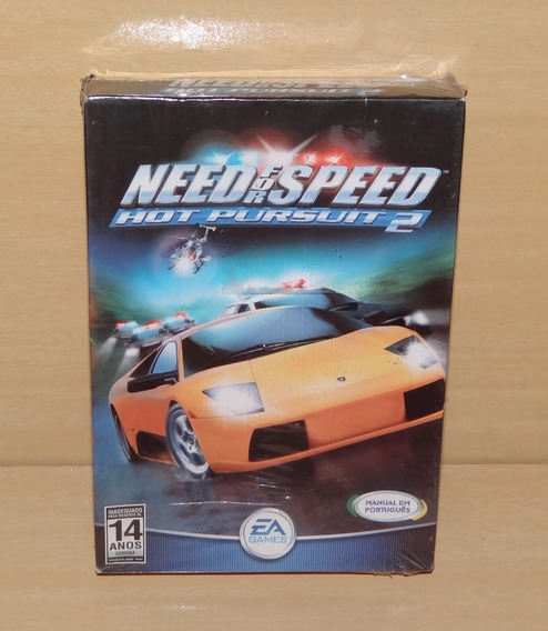Need For Speed: Hot Pursuit 2 - Lacrado - Pc