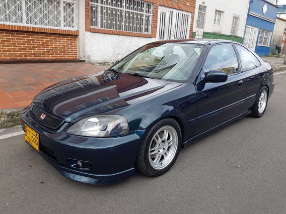 Civic Coupe Ex Vtec