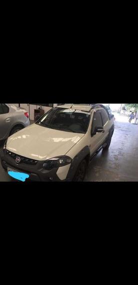 Fiat Strada 1.8 16v Adventure Extreme Cab. Dupla Flex 3p