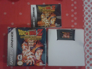 Dragon Ball Z The Legacy Of Goku Para Game Boy Advance