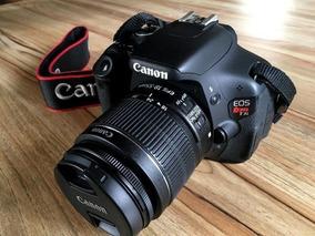 Câmera Canon +lente+tripé+flash+sd8gb (posso Dar Descontos)
