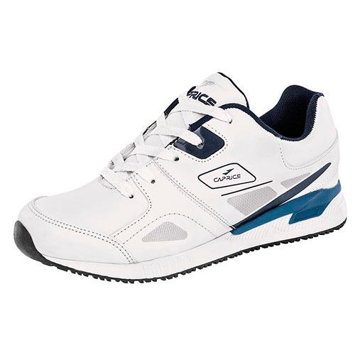 Tenis Sneaker Caprice Caballero Sintético Blanco 32757 Dtt