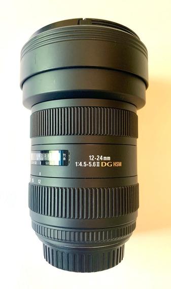 Sigma 12-14 Mm 1:4.5-5.6 Ii Dg Hsm Canon - Full-frame