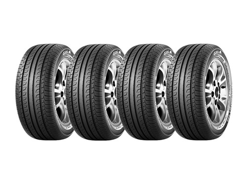Kit 4 Neumaticos Giti Giticomfort 228 195/50 R15 82v