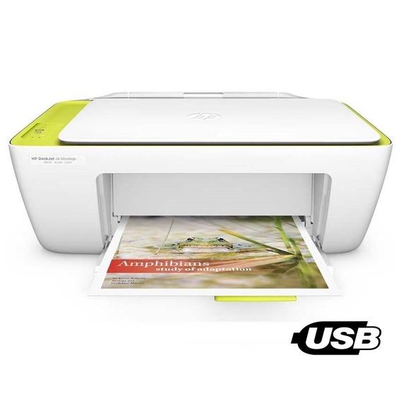 Impressora Hp Deskjet 2136 Ink Advantage Multifuncional