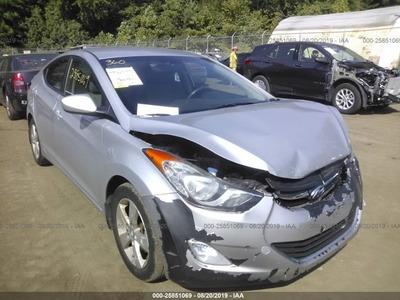 Hyundai Elantra 2013 Con Garantia!