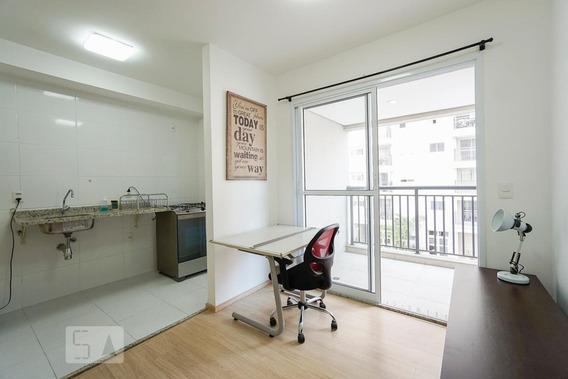 Apartamento Para Aluguel - Brás, 1 Quarto, 40 - 893048892