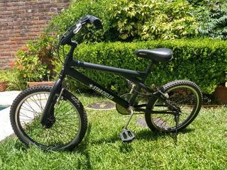 Bicicleta Tipo Cross Rodado 20 En Muy Buen Estado