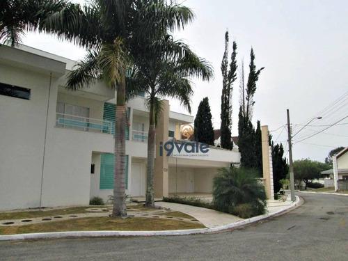 Casa Com 5 Dormitórios À Venda, 600 M² Por R$ 2.800.000,00 - Urbanova - São José Dos Campos/sp - Ca0336