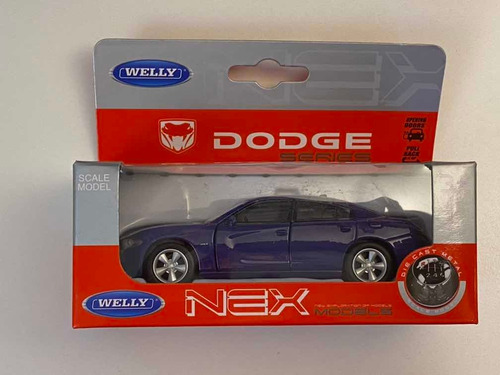 Welly Dodge Series 3016 Charger R/t