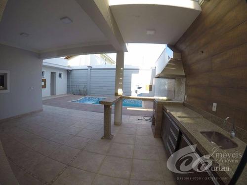 Casa Residencial À Venda, Jardim Portal Dos Ipês, Indaiatuba - Ca1772. - Ca1772